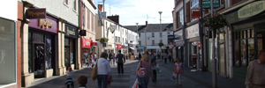 Bridgend Shops and Retail