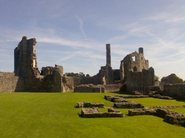 Bridgend - Coity Castle