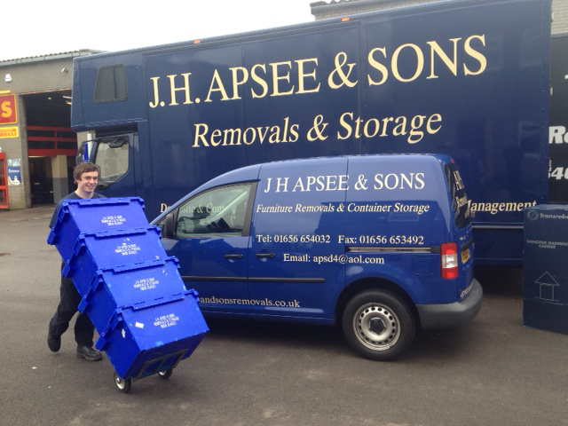 J H Apsee & Sons Removals & Storage