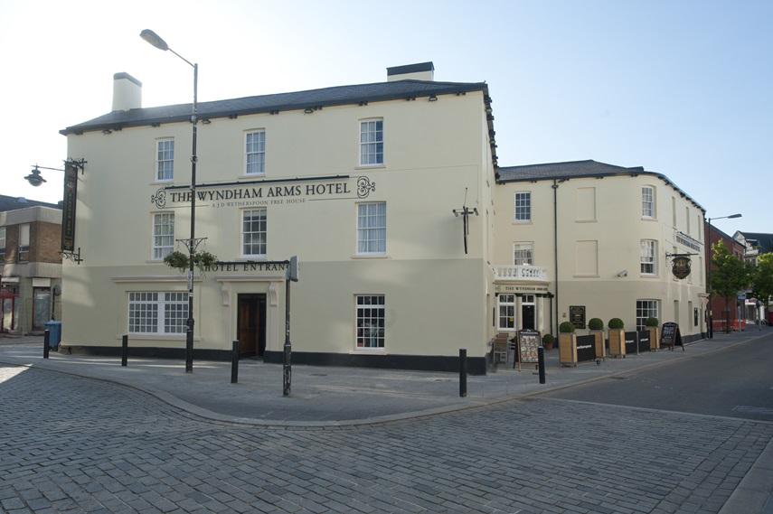 An image of The Wyndham Arms Hotel